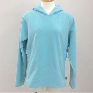 Sierra Designs Powder Blue Pullover Fleece